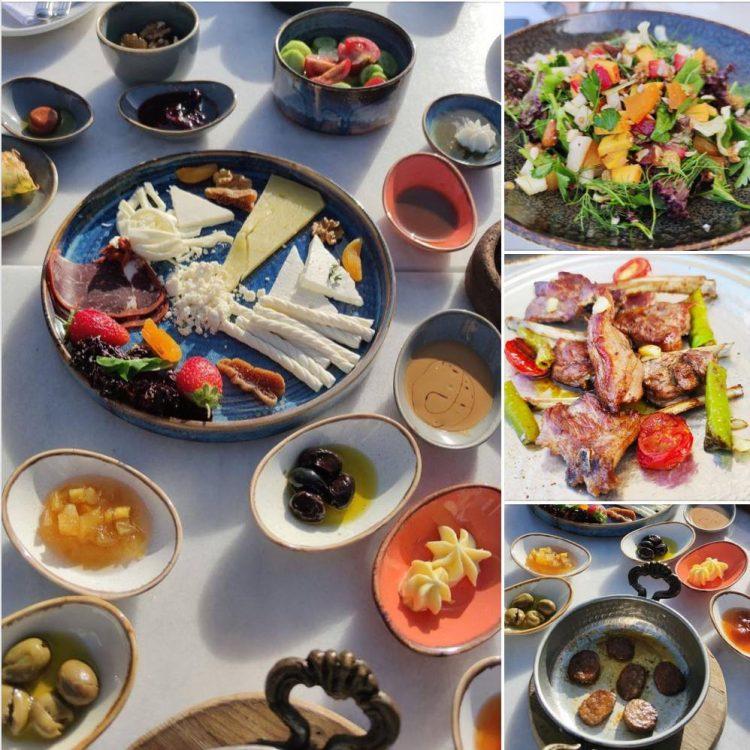 Food at Museum Hotel Cappadocia