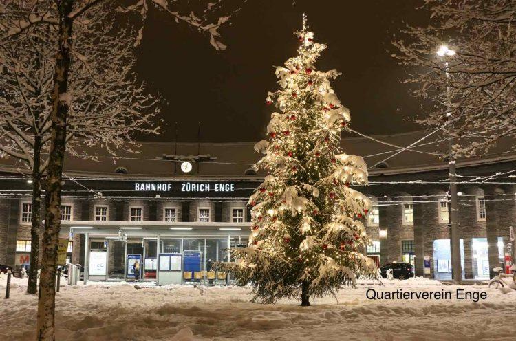 Winterdorfat Tessinerplatz