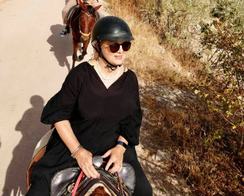 Horseriding in Cappadocia with Moonlight Ranch
