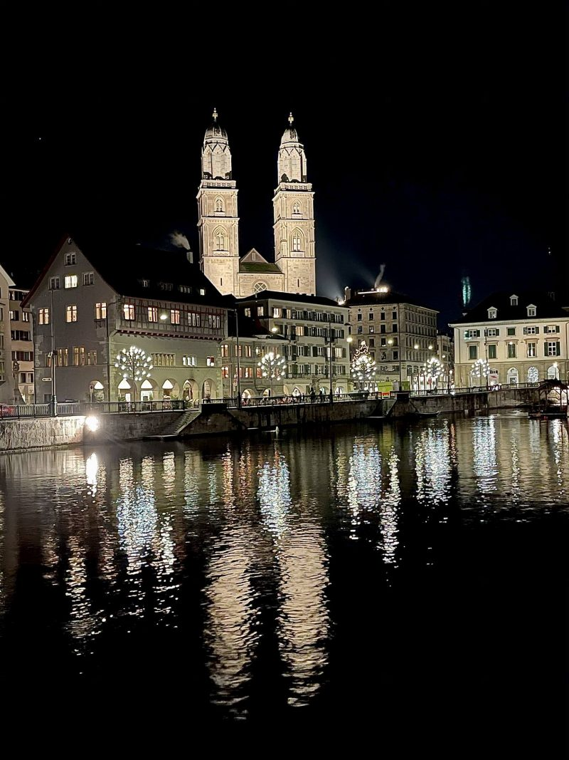 Things To Do in Zurich Beginning of December 2020