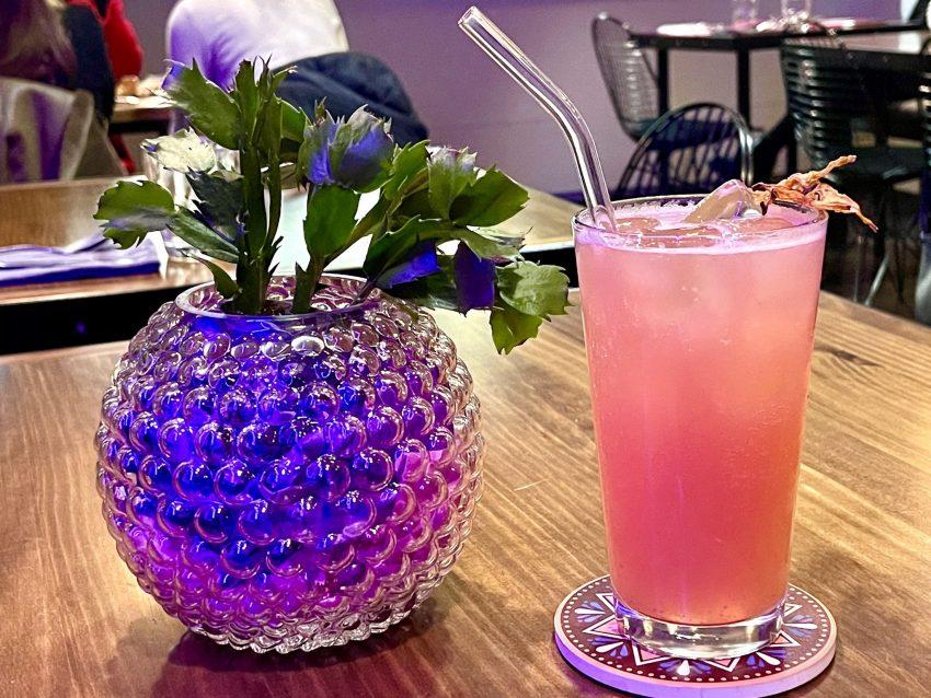 Pisco cocktails at Peruvian Restaurant Püente Zurich