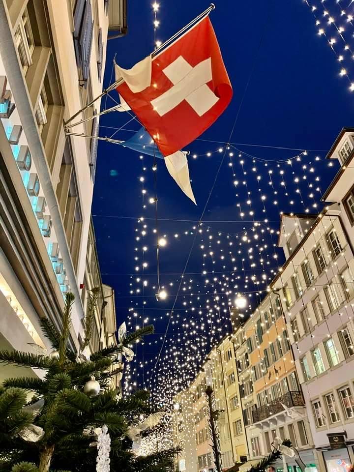 What's On in Zurich Mid December 2020