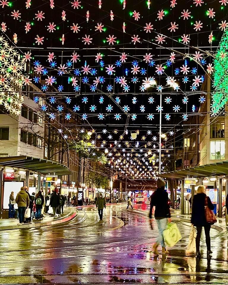 Zurich Christmas 2020