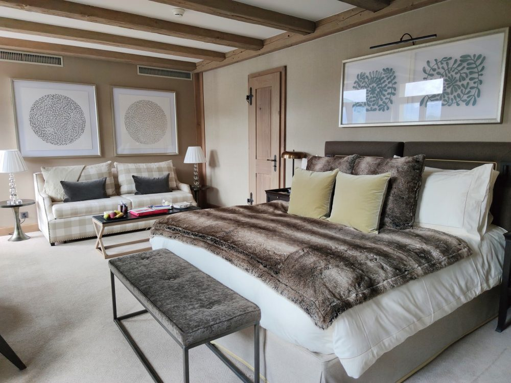 The Rooms At Gstaad Palace