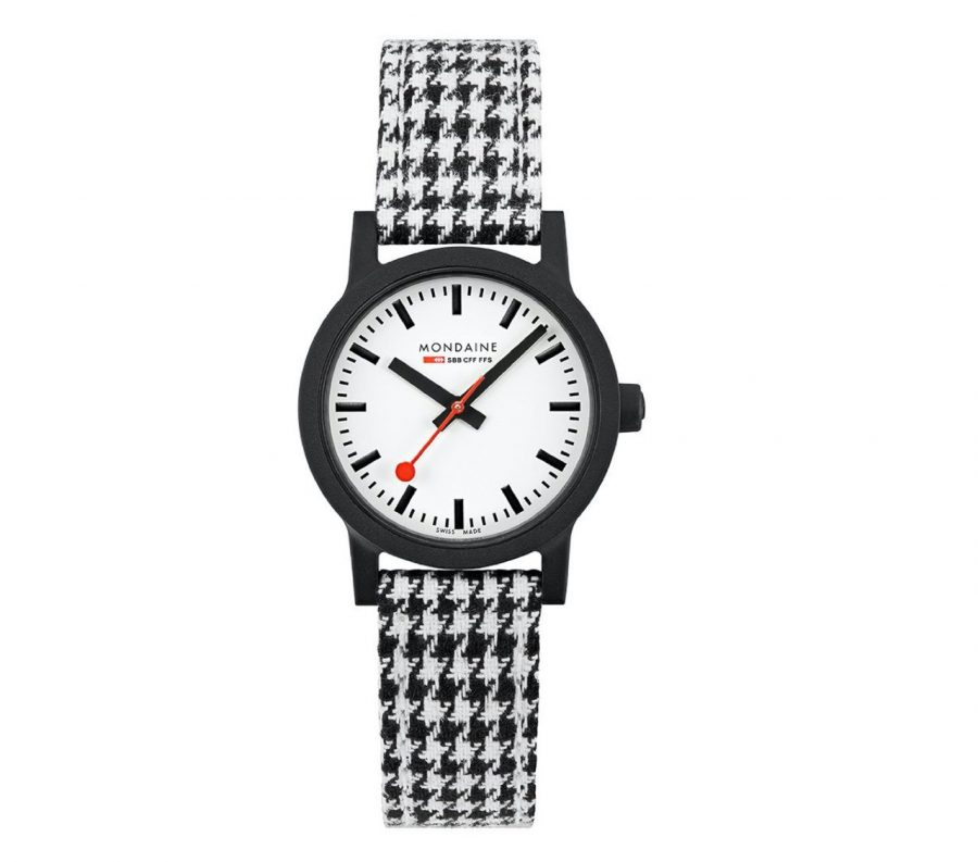 Sustainable Mondaine watches