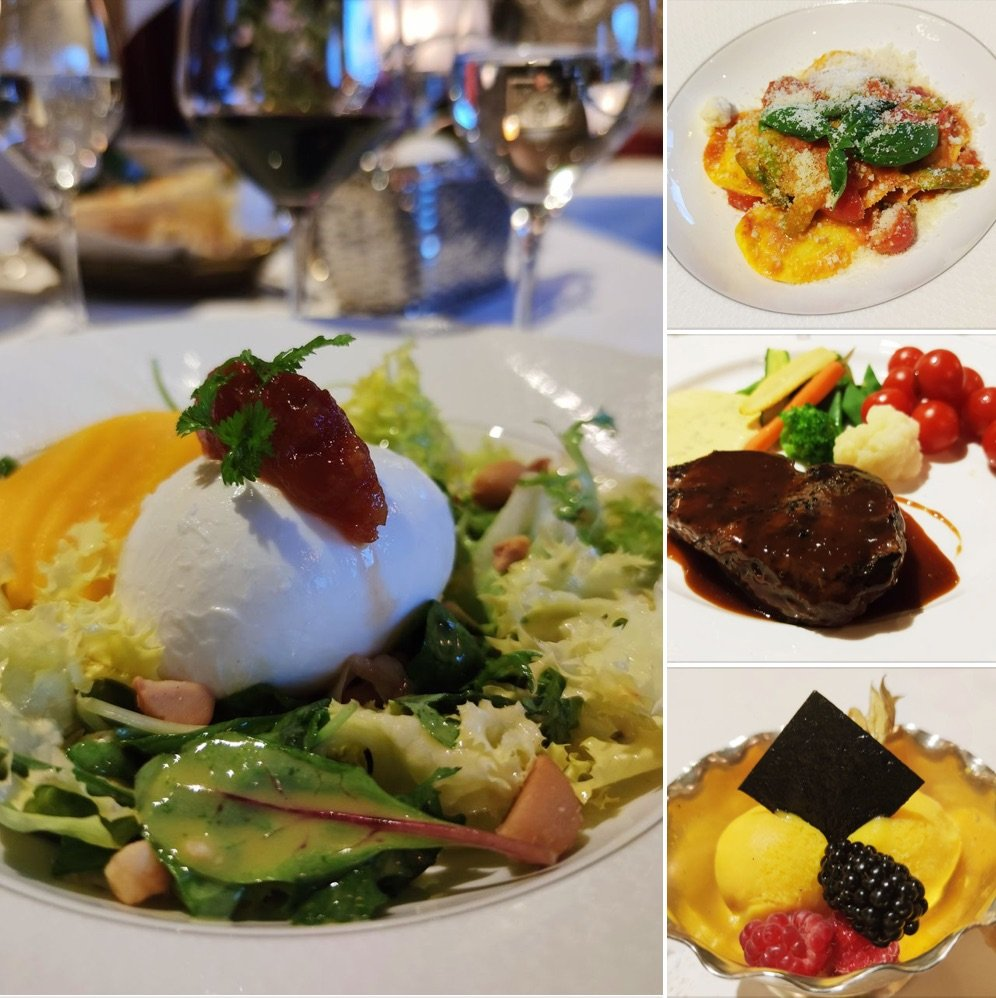 Gastronomy at the Gstaad Palace Hotel