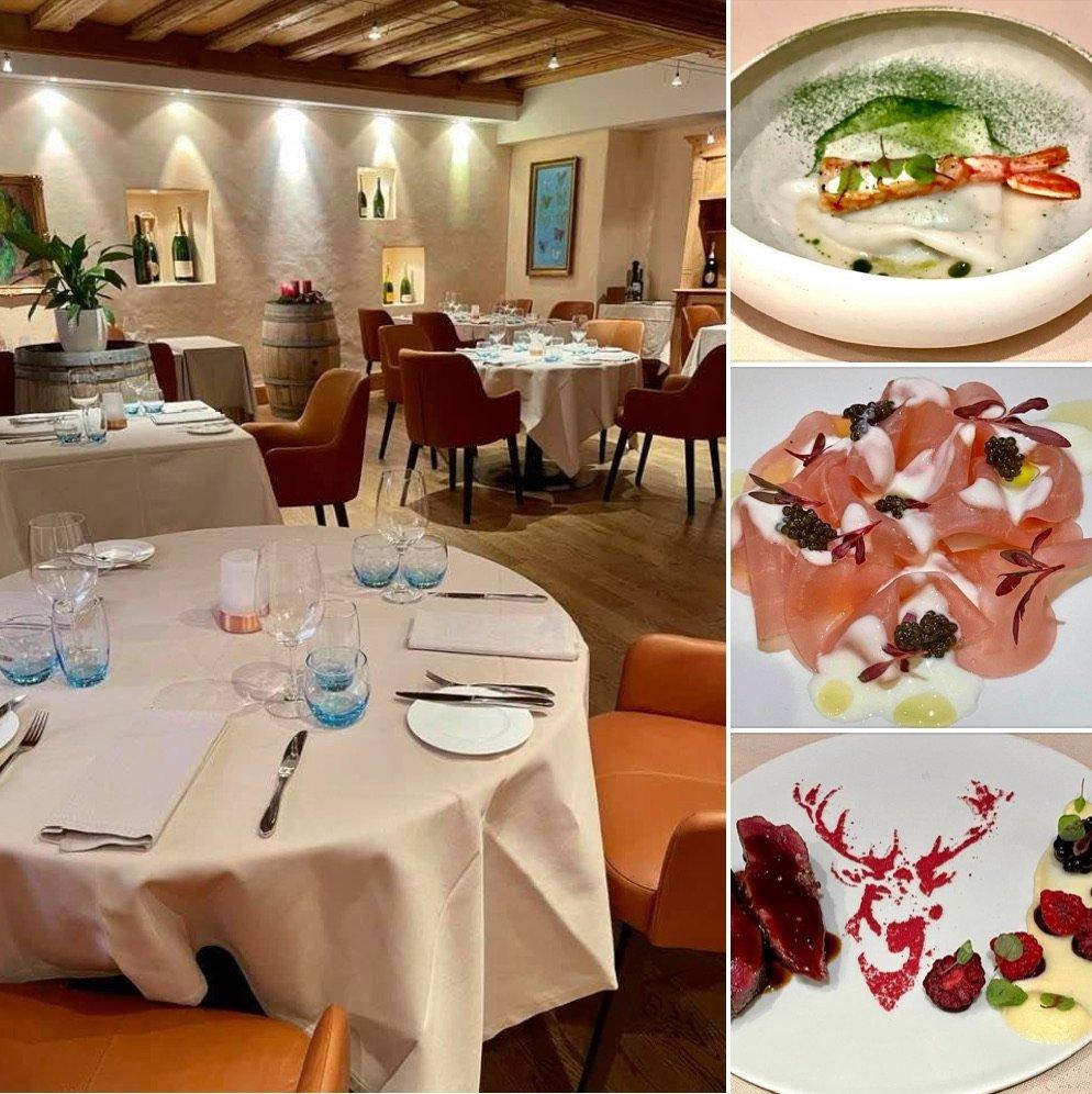 Restaurant MONO at Art Boutique Hotel Monopol St Moritz