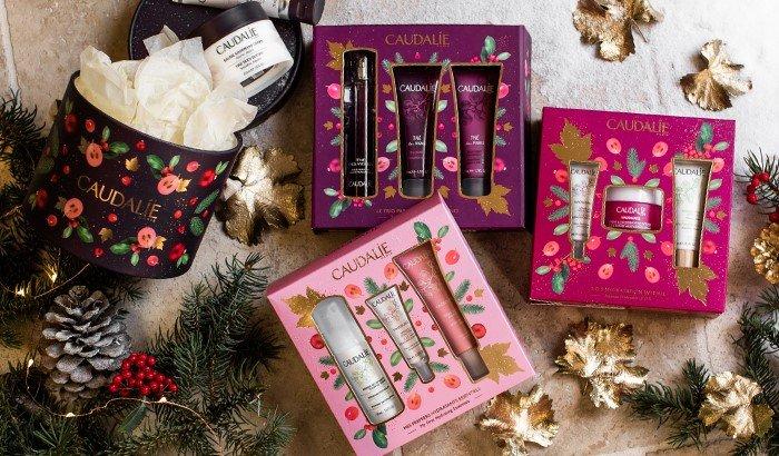Caudalie Christmas Gift sets