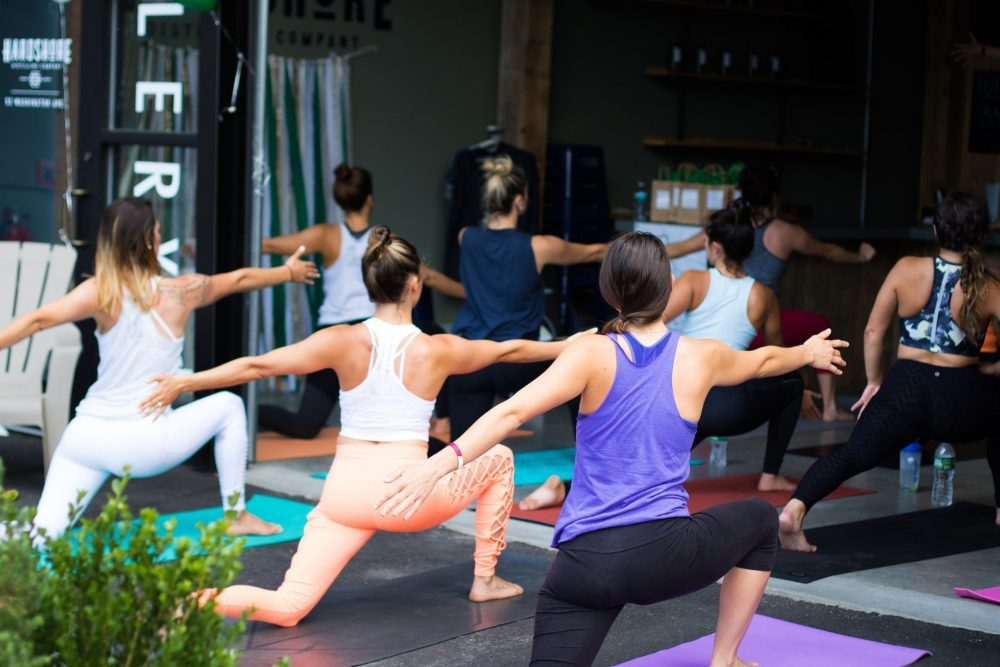 Where To Find Great Yoga and Pilates Classes in Zurich