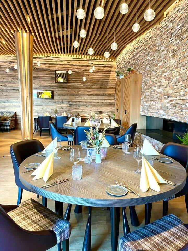 restaurant s'nano at Peaks Place Laax Pascal Schmutz
