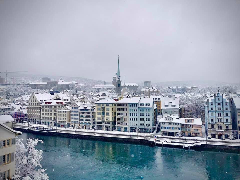 What's On In Zurich End of January 2021