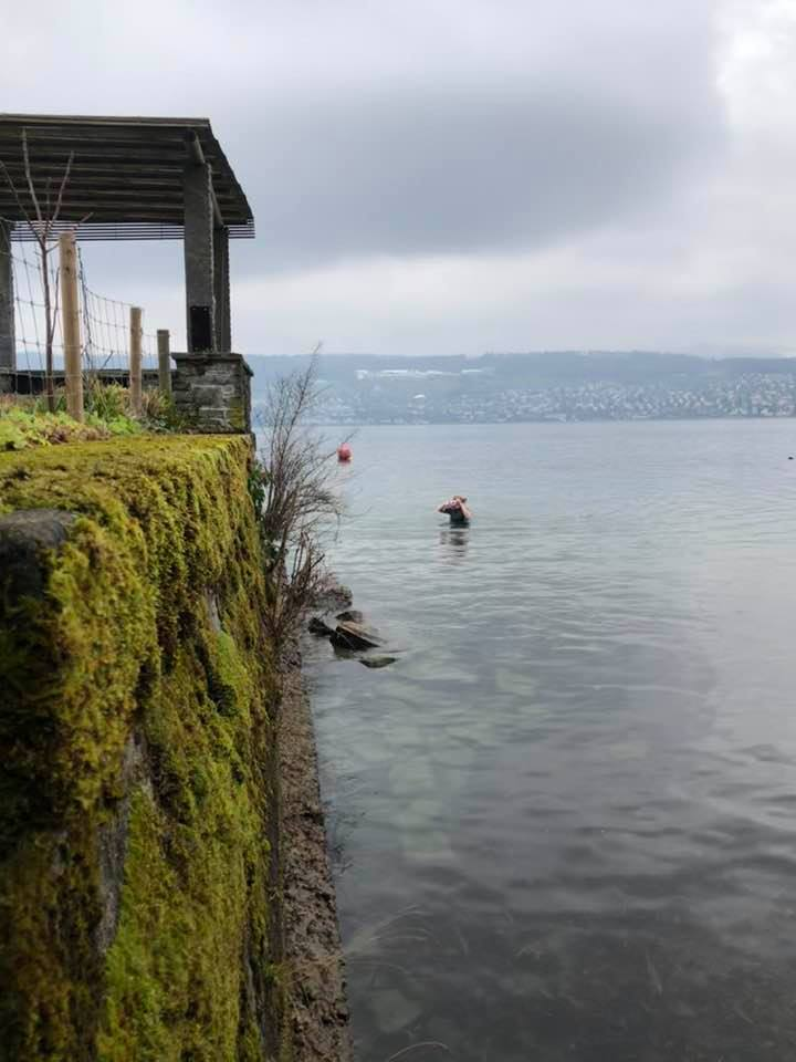 Useful Tips on Cold Water Swimming in Lake Zurich