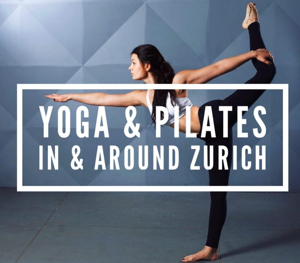 yoga and pilates classes in Zurich