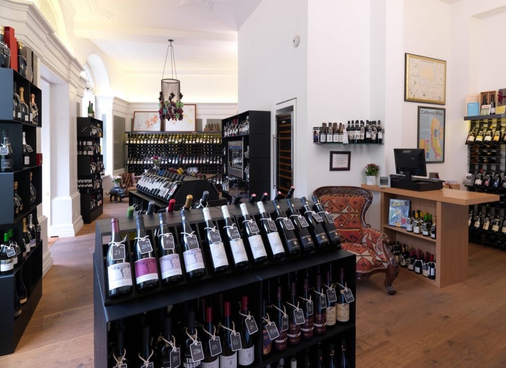 Wonderful Wine at Boucherville Wine Company in Zurich