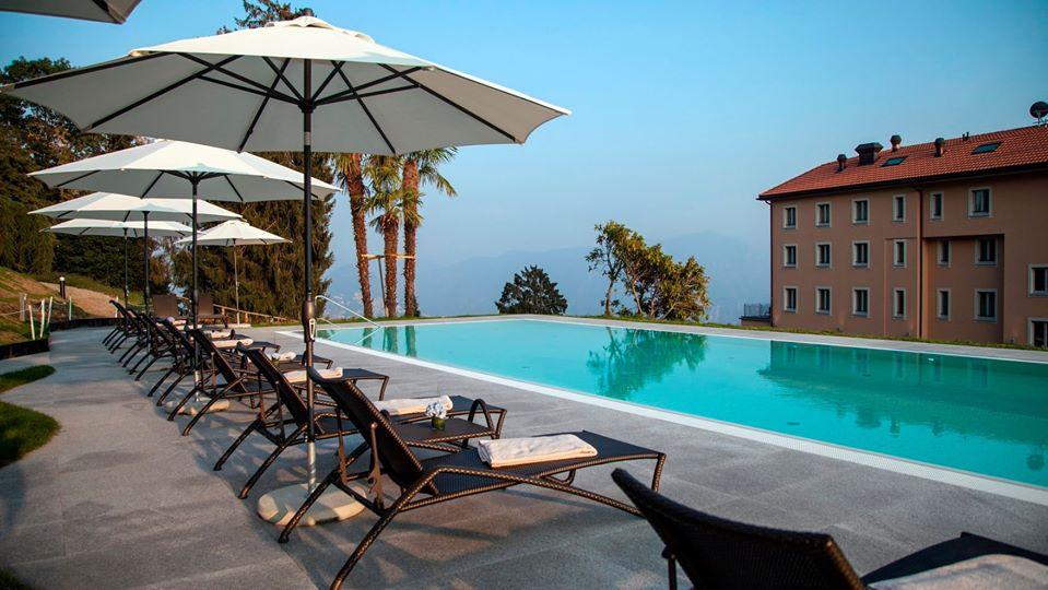 A Relaxing Stay at the Kurhaus Cademario Lugano