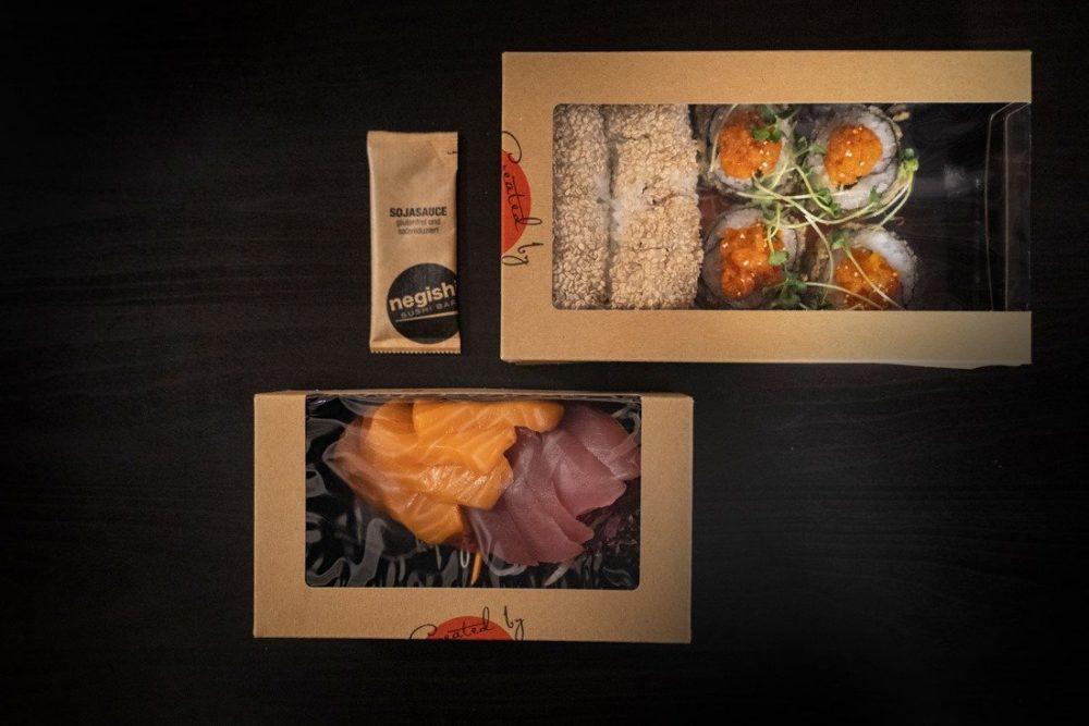 Negishi Sushi Bar Zurich