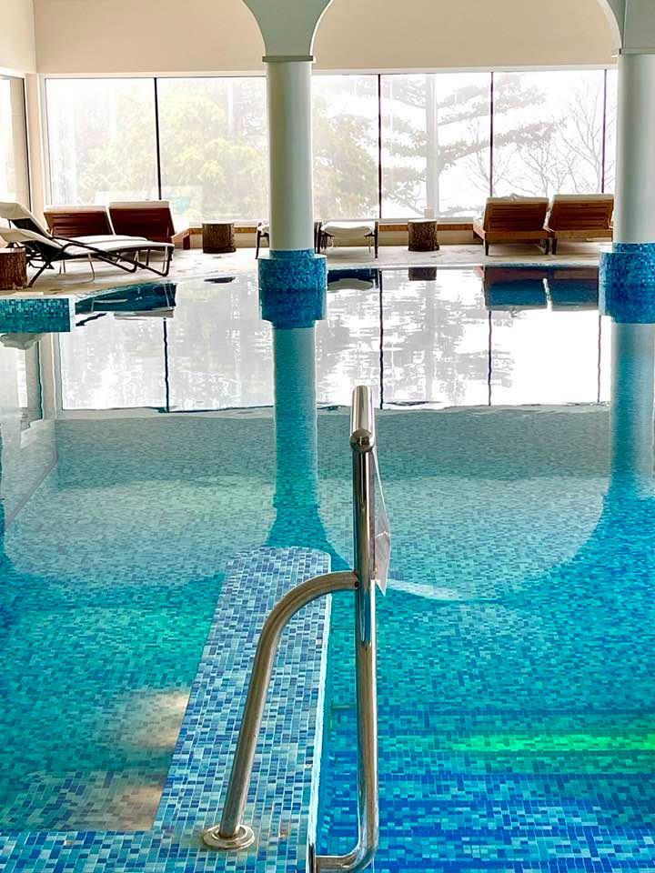 Kurhaus Cademario DOT.Spa and Relaxation Facilities