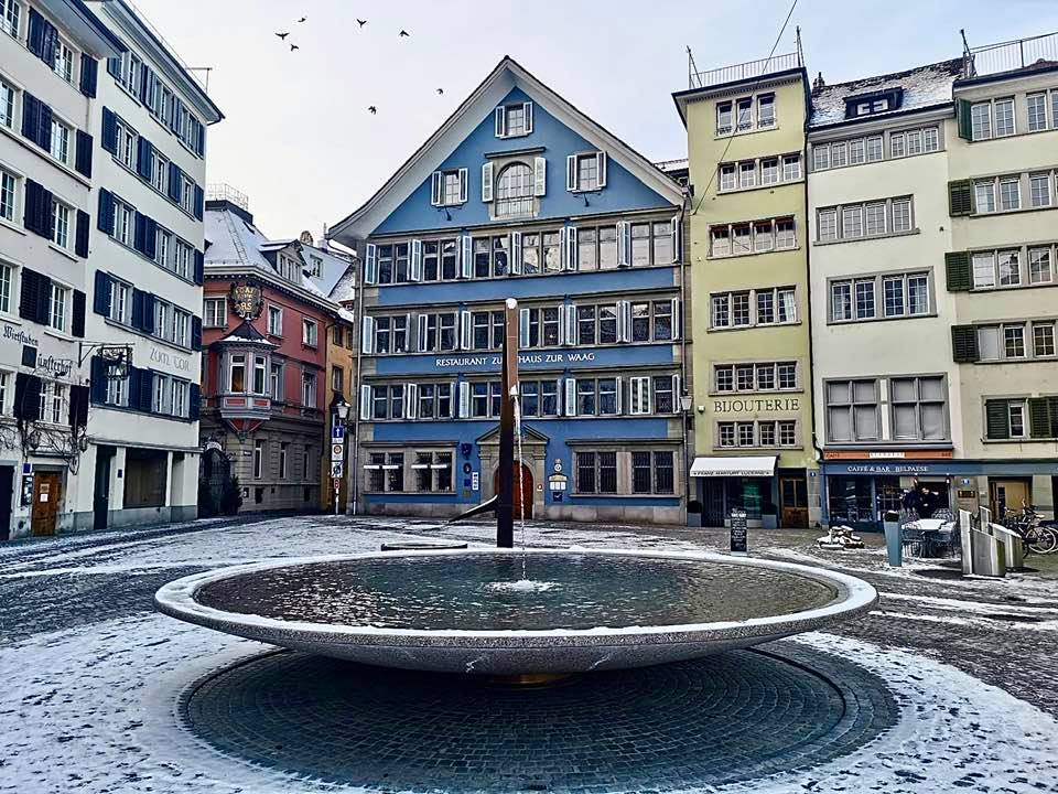 What's On In Zurich Mid February 2021
