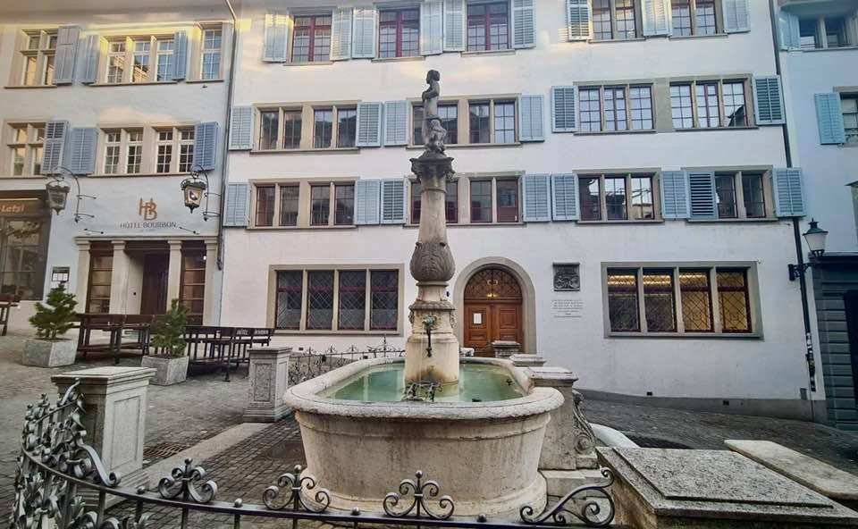 Zurich fountain - What's On In Zurich Late February 2021