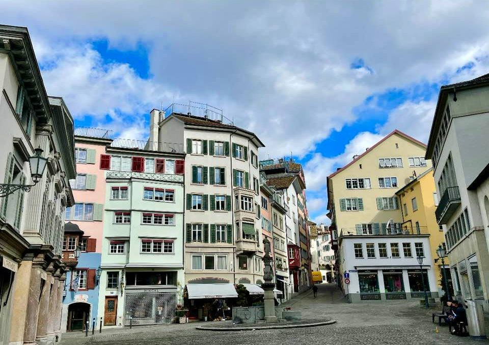 What's On in Zurich