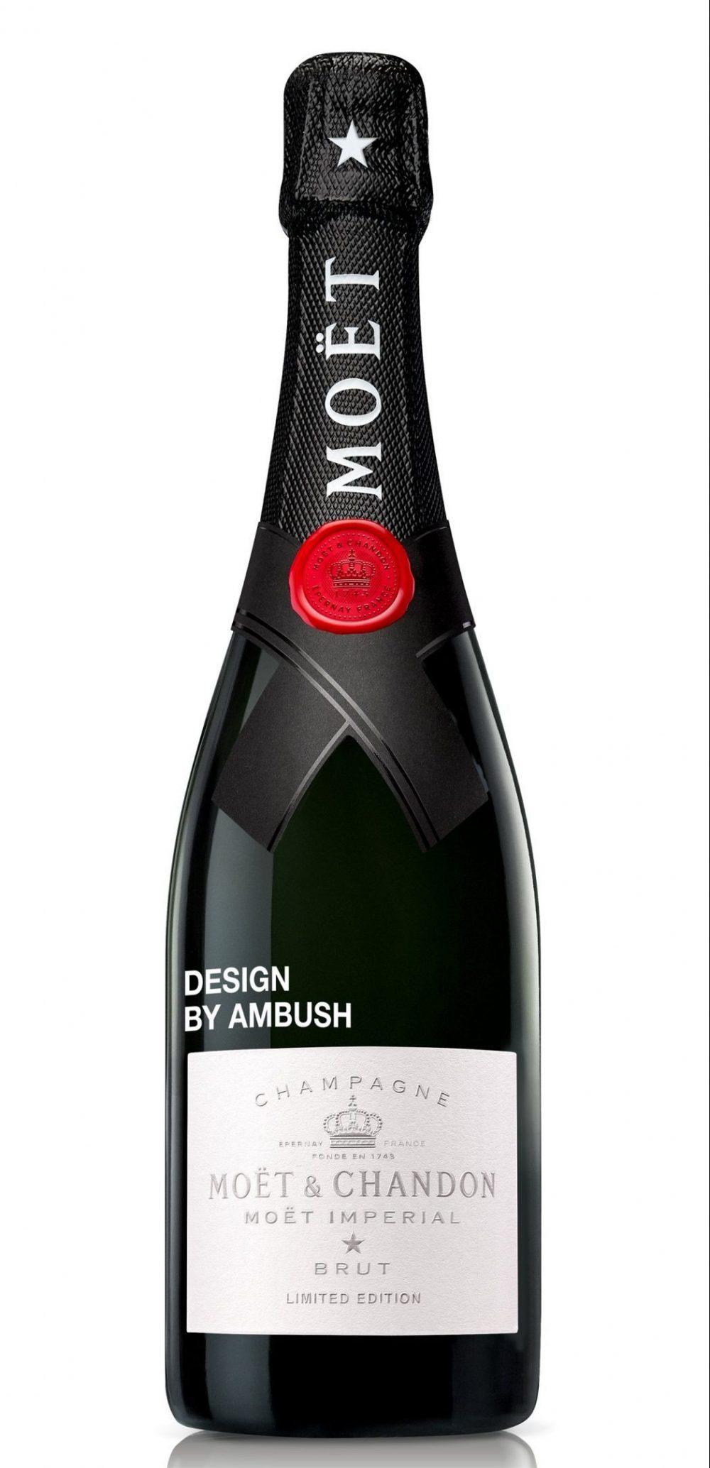 Moët & Chandon x AMBUSH Limited Edition