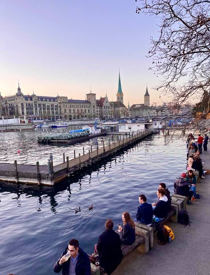 What's On in Zurich End of Feb & Early March 2021