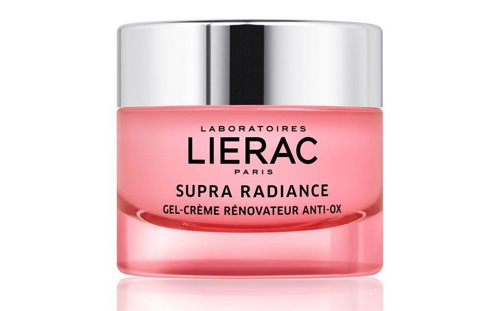 Lierac Supra Radiance hydra gel cream
