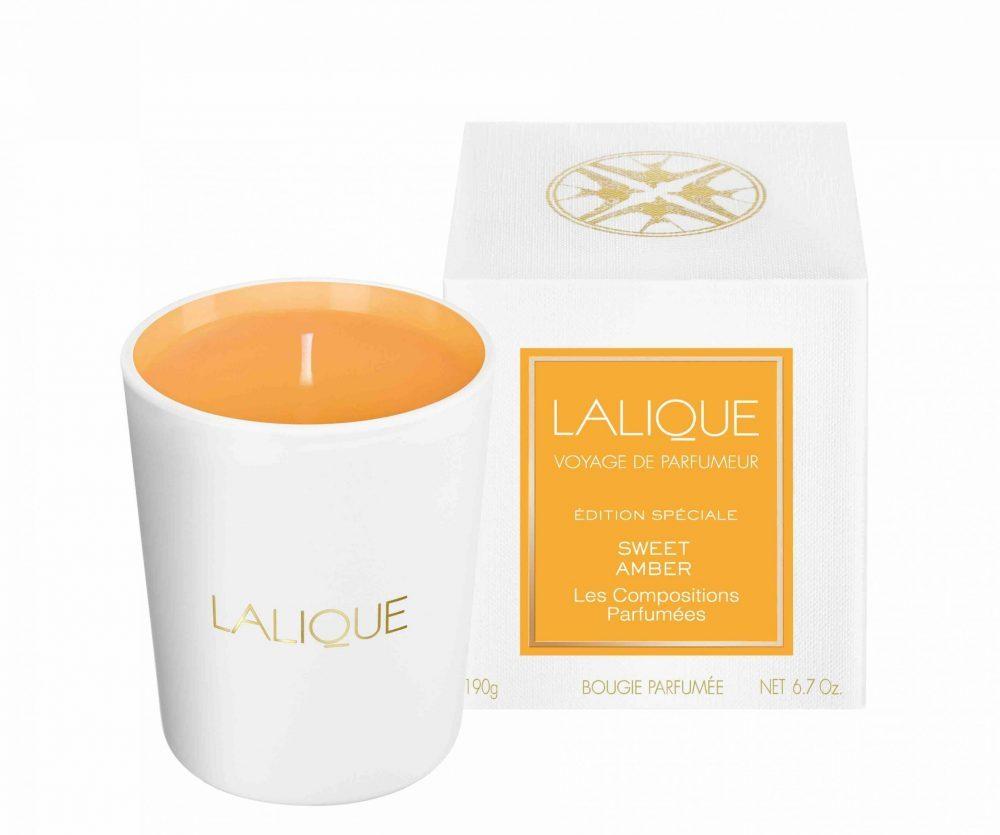 Sweet Amber LaliqueLes Compositions Parfumées -