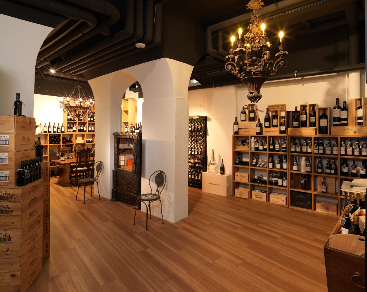 Boucherville wines Zurich