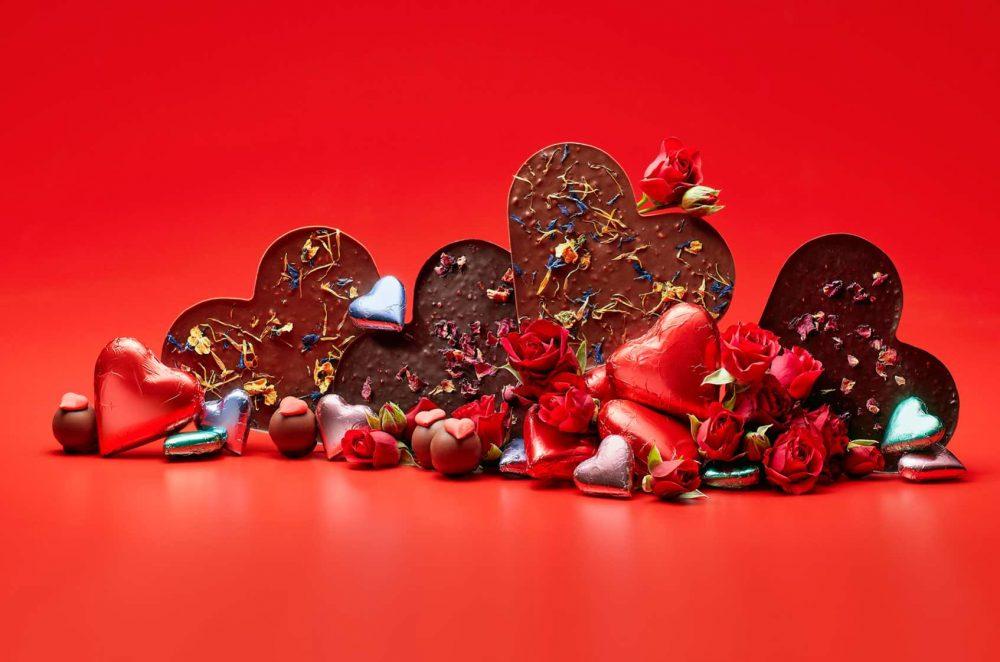 Honold chocolate Valentine Hearts