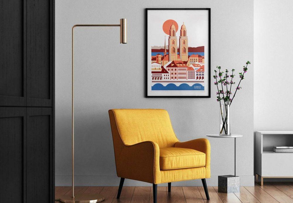 Post of Grossmunster by BonDay Design