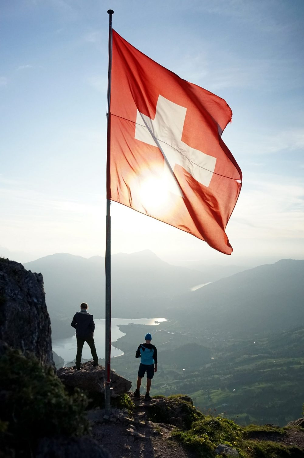 Swiss Flag - Switzerland