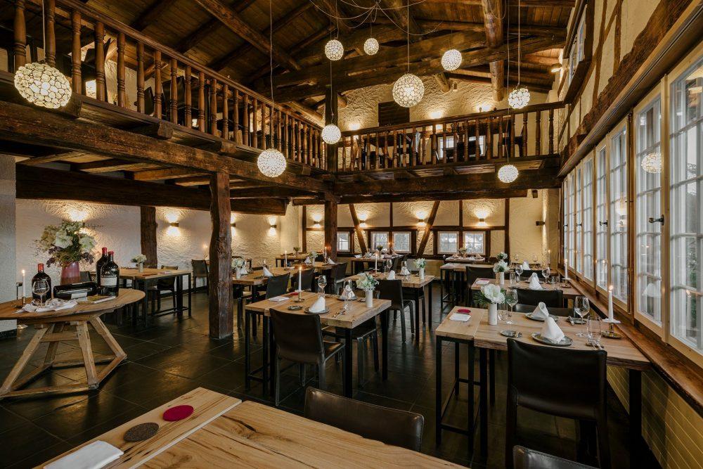 Gourmet Restaurant Hotel Guarda Val Lenzerheide