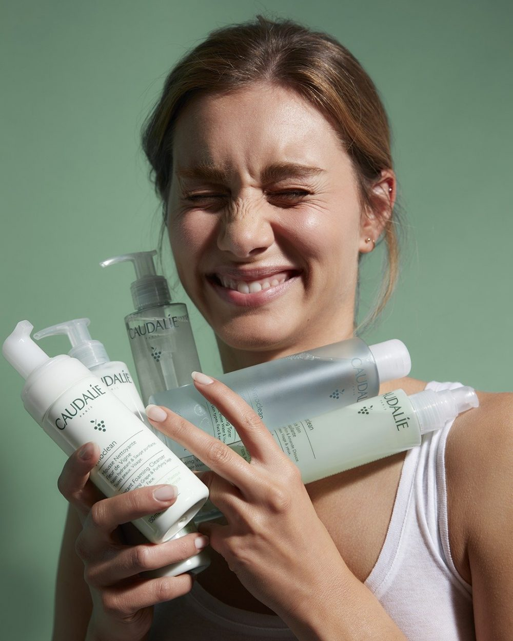 Caudalie's New Range of Vincolean Facial Cleansers