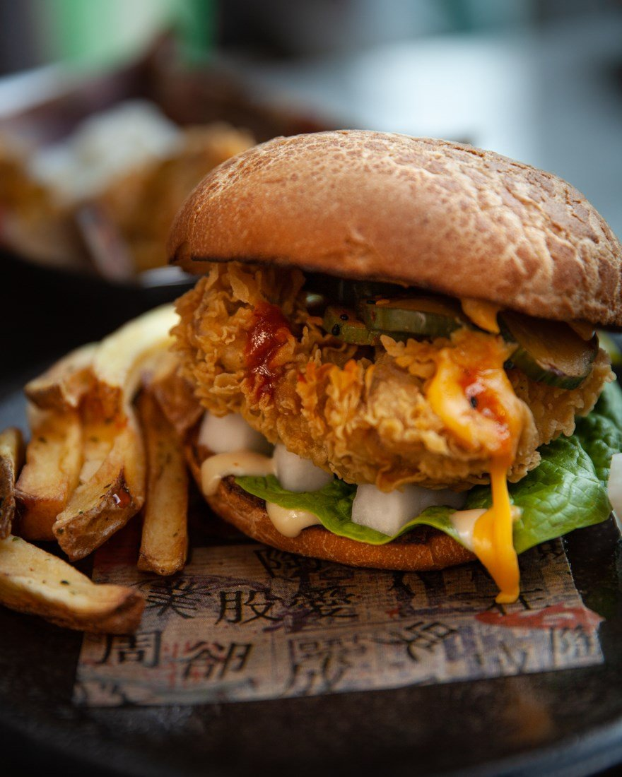 Angry Chicken Opens in Zurich