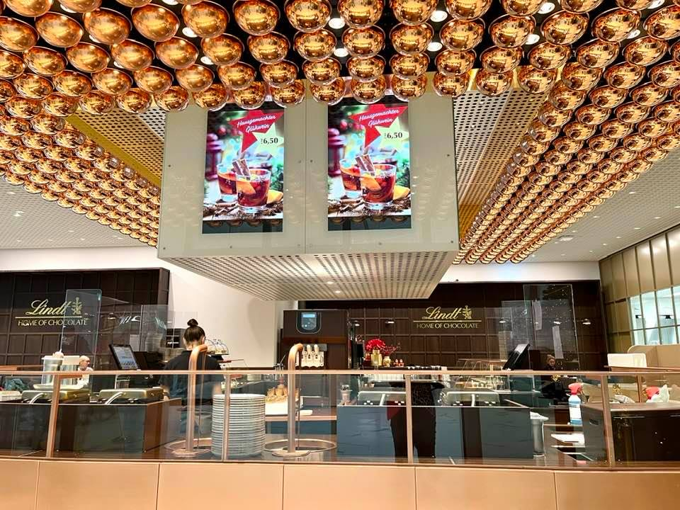 Lindt Home Of Chocolate Zurich - Guided Tours and Courses