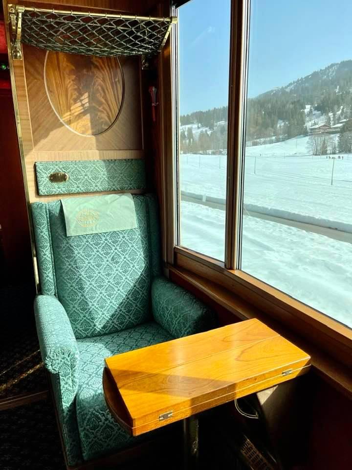 A Journey On TheGoldenPass Belle Époque Train