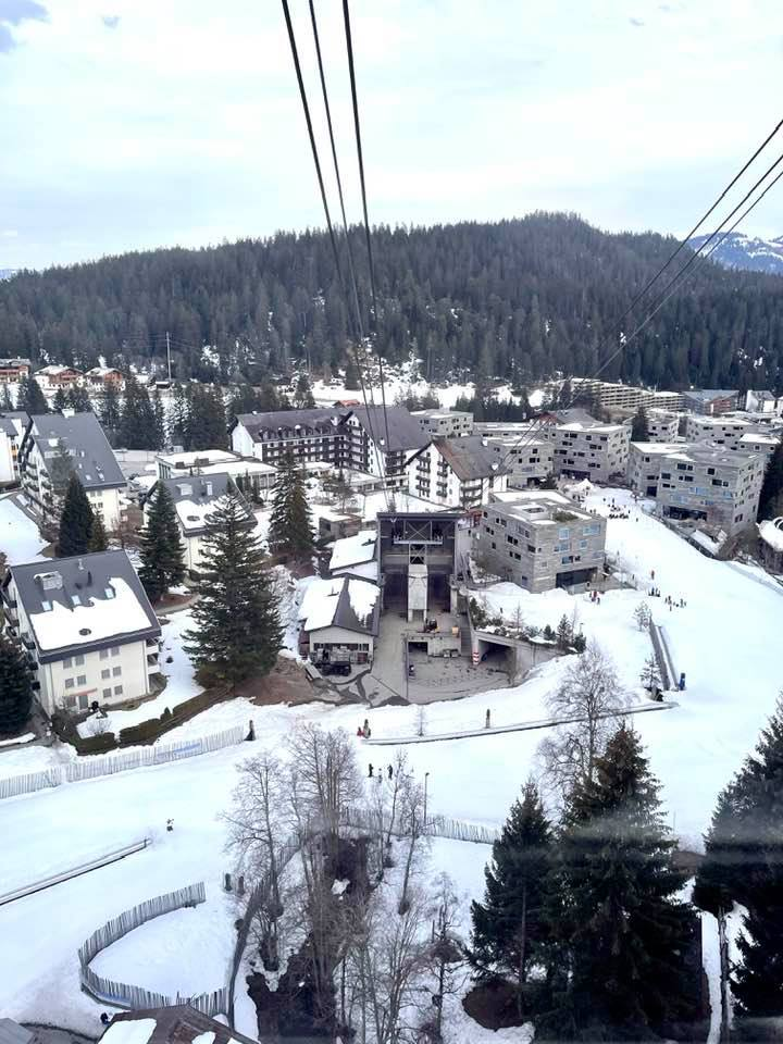 rockresort Design Hotel Holiday Apartments in Laax Switzerland