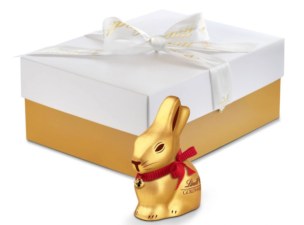 Lindt Easter Bunny Surprise Boxes