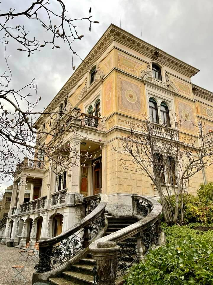 Beautiful Places To Visit in Zurich - Villa Patumbah