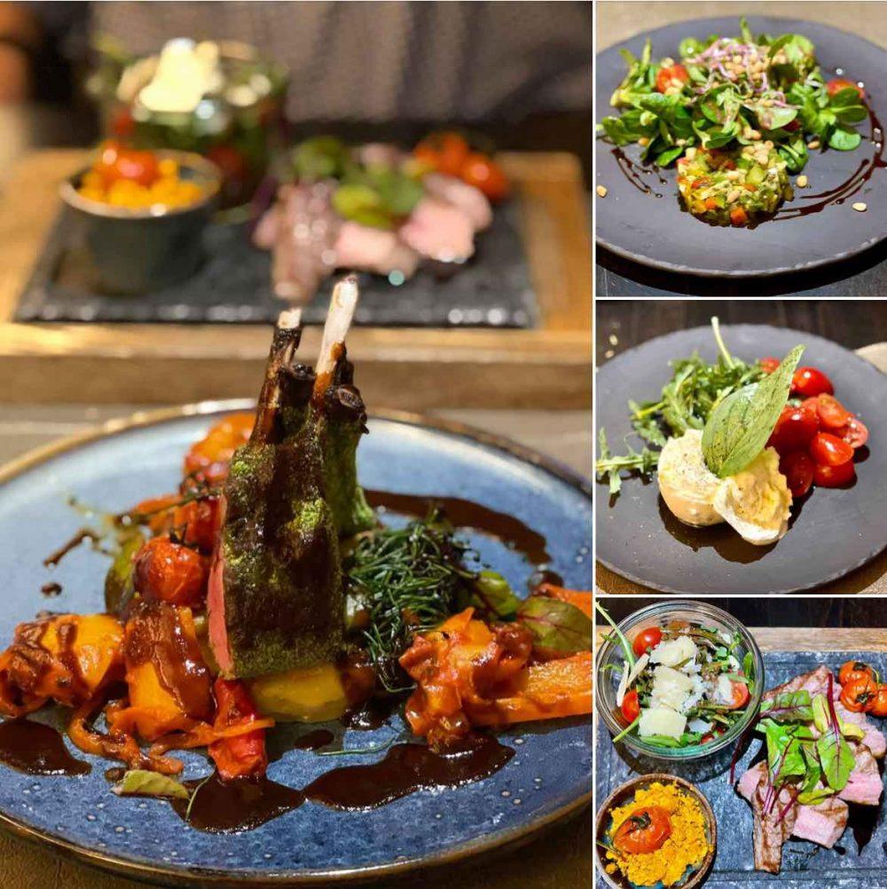 Restaurant Camina Rocksresort Laax Graubunden