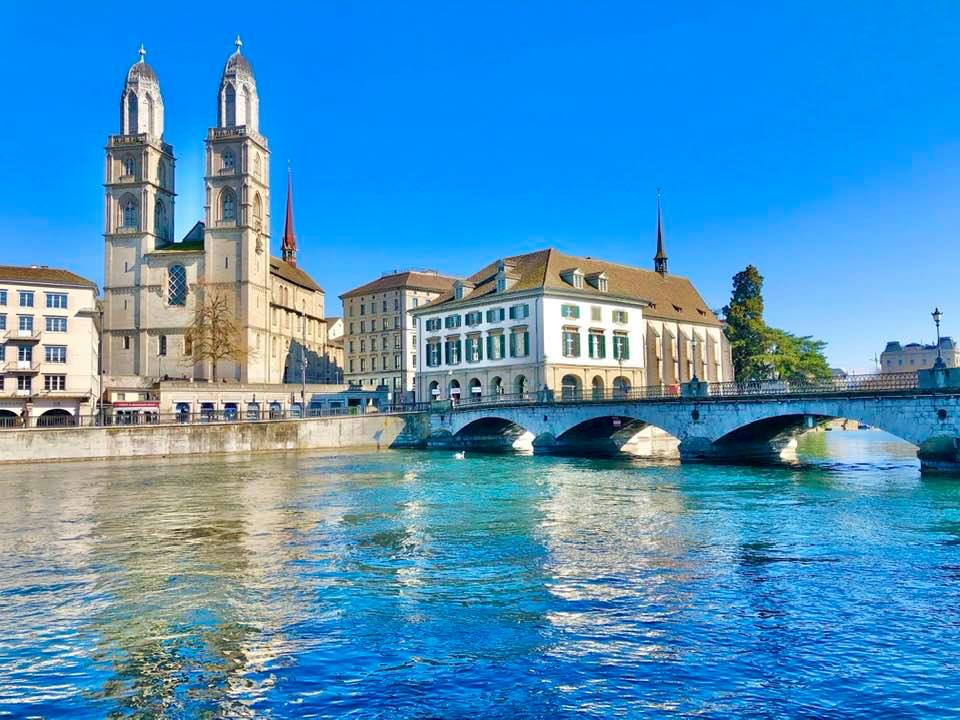 What's On in Zurich Early April 2021