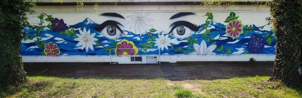 Audrey Hepburn Pavilion Tolochenaz near Morges