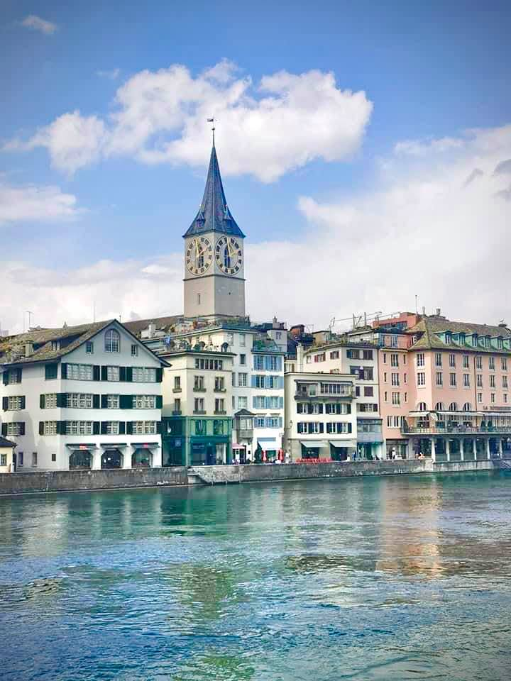 What's On In Zurich Mid to Late April 2021