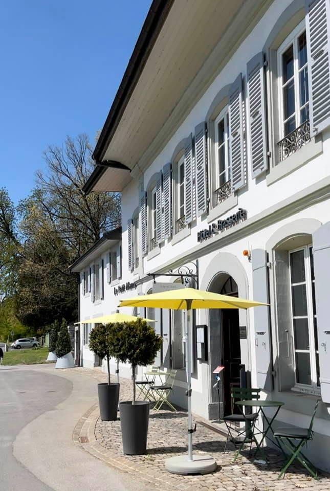Hostellerie Le Petit Manoir Morges