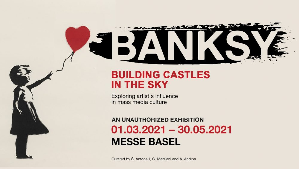 BANKSY EXHIBITION Basel
