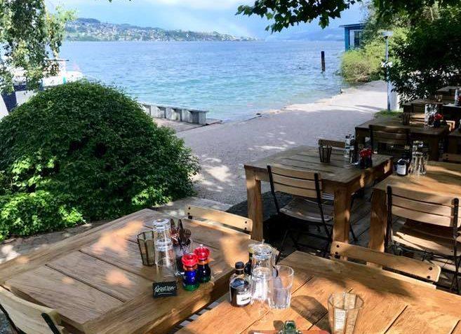 restaurant Portofino Am See