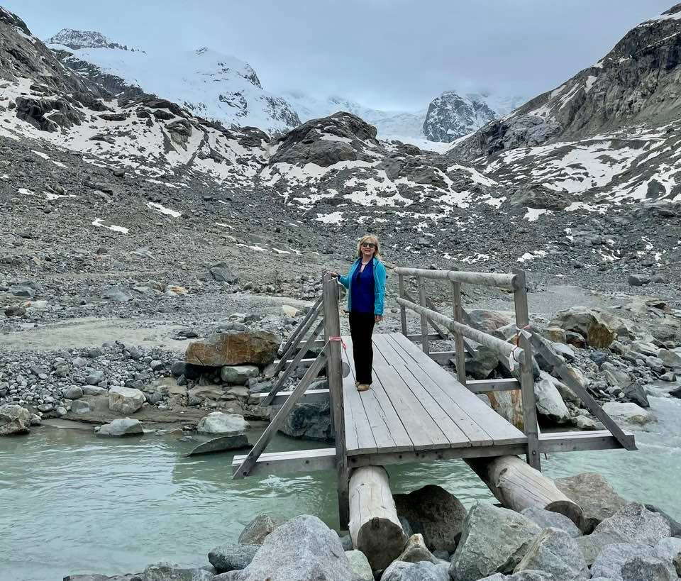 Morteratsch Glacier Graubunden