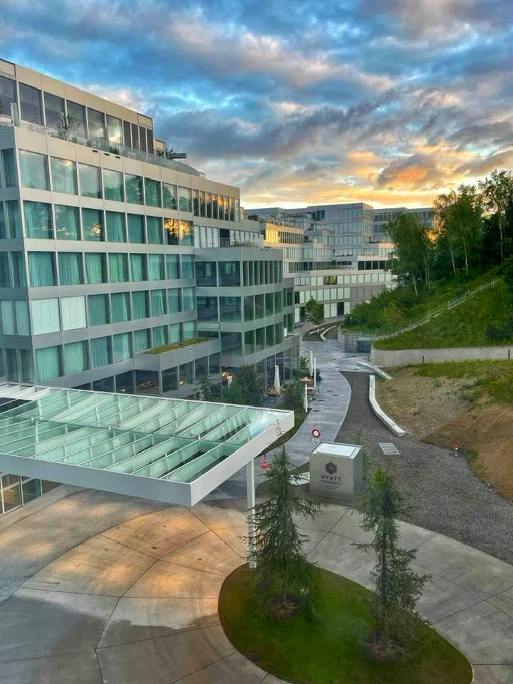 A Staycation at Hyatt Regency Zurich Airport The Circle