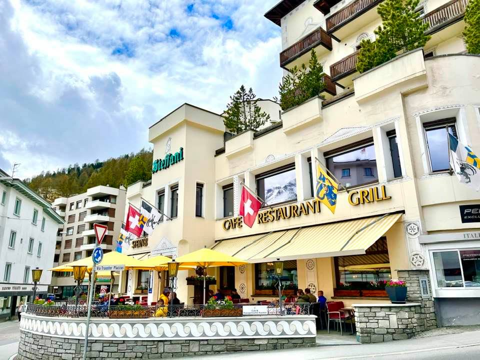 A Stay At Hotel Steffani in St Moritz